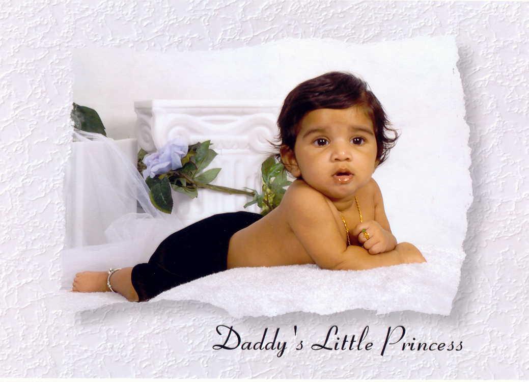 Keerthana Baby Photos
